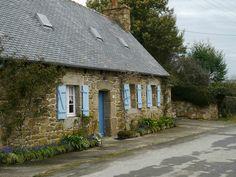 maison bretonne, Finistère