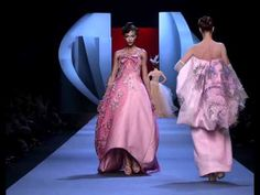 ▶ ♦ Christian Dior Haute Couture | Spring/Summer 2011 ♦ - YouTube