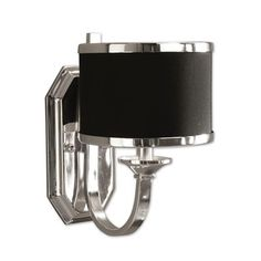 Uttermost 22442 Tuxedo Wall Sconce - Lighting Universe