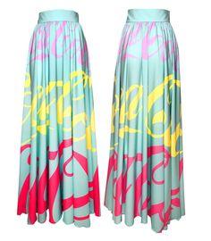 Glamour, Skirts, Fashion, Moda, La Mode, Skirt, Fasion, Fashion Models, Trendy Fashion