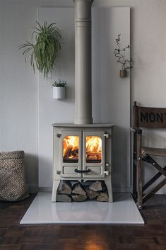 Browse the Vlaze Designer Range, quality fireplace heatshields, surrounds and hearths, available for installation across North Wales. Home Fireplace, Interior Design, House Interior, Stove Decor, Home, Wood Burning Stoves Living Room, Wood Burning Fireplace, Fireplace Hearth, Wood Stove