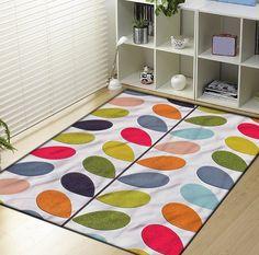 Orla Kiely Inspirate flower patern design Blanket