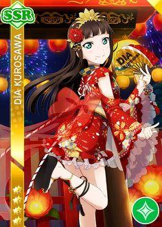 Love Live! School Idol Festival   Kurosawa Dia