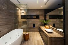 small luxury bathrooms designs bath and shower - Google Search