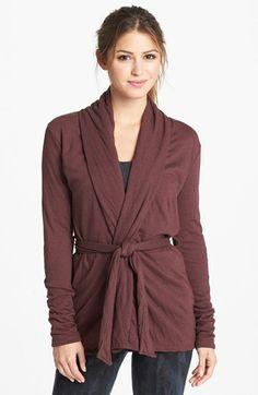 color and style. Omgirl 'Sage' Belted Cardigan | Nordstrom