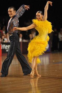 Stefano Di Filippo & Anna Melnikova | DANCESPORT | SPORTS