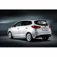 наклейки на авто от 2stick.ru Логотип Киа клуб