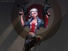 ΜΟΛΩΝ ΛΑΒΕ, Alexandra Frantseva on ArtStation at http://www.artstation.com/artwork/-9270a396-6f19-4890-94d3-22a4f57cc762