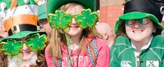 St Patricks Parade Birmingham