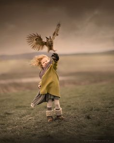 ..Brave Grace.. from the workshop in Scotland.. by Elena Shumilova on 500px
