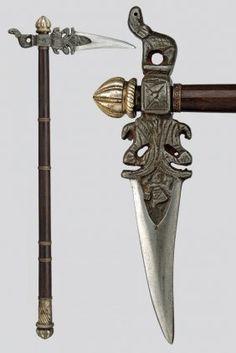 A zaghnal (axe)