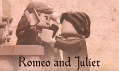 Lego Marks Anniversary Of Shakespeare's Death In Typically Awesome Way