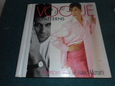 JUNE 1996 VOGUE PATTERNS STORE COUNTER SEWING PATTERN CATALOG/BOOK FASHION sld 19.99+30 5/11/17