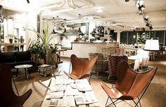 Hotel Daniel, Wien Brand Identity, Branding, Butterfly Chair, Coffee Shop, Table Settings, Hotels, Google Search, Photography, Travel