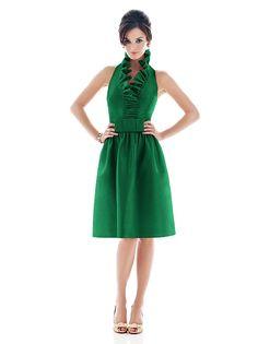 Alfred Sung Style D470 http://www.dessy.com/dresses/bridesmaid/d470/#.UiUvBzakqyg