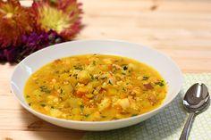 Saffron+Potato+Soup+with+Shrimp+&+a+GIVEAWAY!!!
