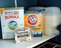 Homemade Cleaning Products Cut Cost And Chemicals