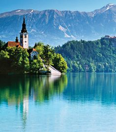 7 Perfect Ports | Lake Bled, Slovenia