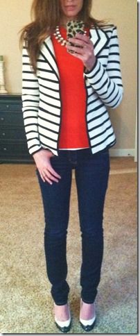 cute, I can totally rock this look, I probably have similar pieces in my closet!