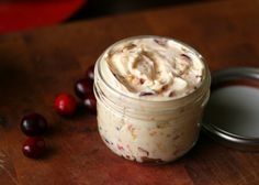 Cranberry Orange Butter  1 pound Butter, Softened To Room Temperature  ½ cups Chopped Fresh Cranberries  ½ cups Honey  1 whole Orange (just The Zest)