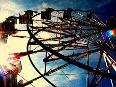 Amusement parks <3