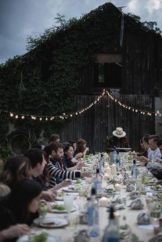 Local Milk kinfolk may gathering, nashville: l'esprit de la mer // Rue Verte, Local Milk, Dinner With Friends, Festa Party, Al Fresco Dining, Outdoor Entertaining, Outdoor Dining, Party Planning, In This Moment