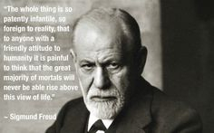 Freud on religion /via rivsay0810 #reddit #atheism #religions