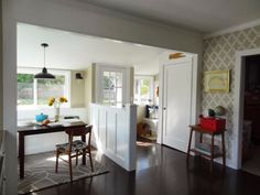 Take a tour of this cute cottage designed on a budget – every room is full of charm