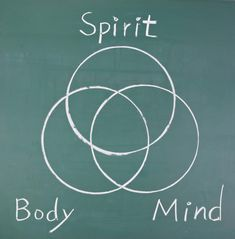 When Stress Strikes: 10 Questions To Help You Take Better Care of Yourself Holy trinity, starting formation of seed of life, flower of life, tree of life etc. Mind Body Spirit, Mind Body Soul, Body And Soul, Greek Quotes About Life, Greek Life, Chakras, Couple Look, Soul Tattoo, Mudras