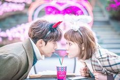 Kim Bok Joo & Joon Hyung ♥ they are so cute together Live Action, Weightlifting Fairy Kim Bok Joo Wallpapers, Weightlifting Kim Bok Joo, Weightlifting Fairy Kim Bok Joo Lee Sung Kyung, Weighlifting Fairy Kim Bok Joo, Nam Joo Hyuk Lee Sung Kyung, Kdrama Recommendation, Joon Hyung, Swag Couples