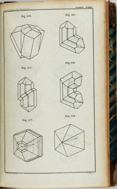 Carl Friederich Christian Mohs | Leichtfaßliche Anfangsgründe der Naturgeschichte des Mineralreiches (1836-1839)