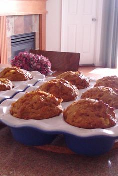 Food & Passion... The Diary of a Food Enthusiast: Recipes using Juicer Pulp: Apple Carrot Muffins