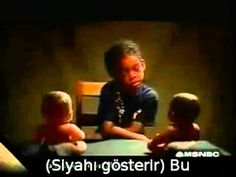 An Experiment on Children Which Shows The Effect of Racism on Their Subconscious - YouTube