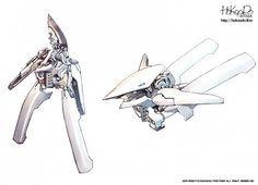 Mech design by Hokoodo