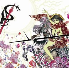 """Crunchyroll - """"Revolution Girl Utena"""" Gets A Haunting New Look For Latest Album From Composer J. A. Seazer"""