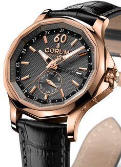 Corum ADMIRAL'S CUP LEGEND 42 ANNUAL CALENDAR - 100 % NEW $20,874