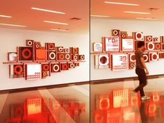 Nike CLC Digital Installation by Super Nature Design » Retail Design Blog