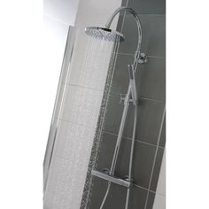 Aria Round Head Shower Riser System. victoria plumb £269 ( £149.99 at moment)