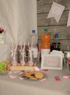 .. Baby Shower pour Miss Chelsy ..