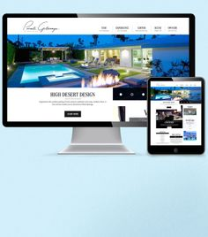 http://www.isadoradesign.com  We love our client Private Getaways - they are a great example of responsive web design. See for yourself as their website is optimized across all platforms!
