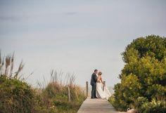 Charleston, SC Beach Wedding http://wilddunesweddings.com #wilddunesweddings | Wild Dunes Resort | Photo by Richard Bell Photography