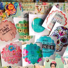 Vinilos para botellas y frascos! www.dulcemorada.com.ar
