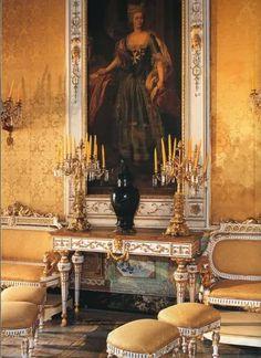 The Lady In Tweed: Palazzo Gangi Palermo