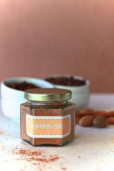 Pumpkin Spice made from toasted whole spices - The Noshery