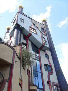 Hundertwasserhaus Plochingen - Friedensreich Hundertwasser – Wikipedia