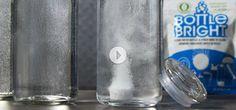 Bottle Bright water-bottle cleaner