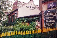 Au Lapin Agile, uno de los cafés en París que hay que visitar