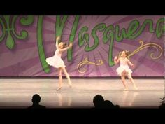 You Raise Me Up Tillie Glatz and Makenna Miller 2012 Strictly Rhythm Winner of three national competitions this past summer