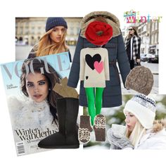 Winter, winter ... by own-style on Polyvore featuring moda, Oasis, Ralph Lauren, Isabel Marant, even&odd and Jane Norman