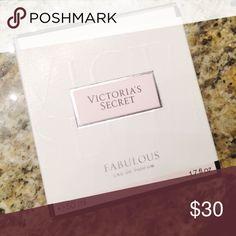 VS fabulous perfume 1.7 oz Used twice - fabulous perfume 1.7 oz PINK Victoria's Secret Accessories